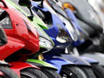 12 MONTHS OF CONTINUAL GROWTH FOR NEW MOTORCYCLE SALES