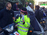 LONDON POLICE - CRACKING DOWN ON BIKE CRIME